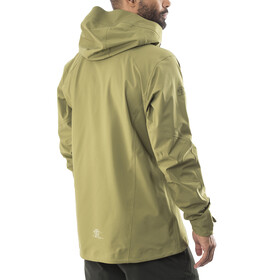 Bergans M's Eidfjord Jacket Khaki Green/Black/Seaweed